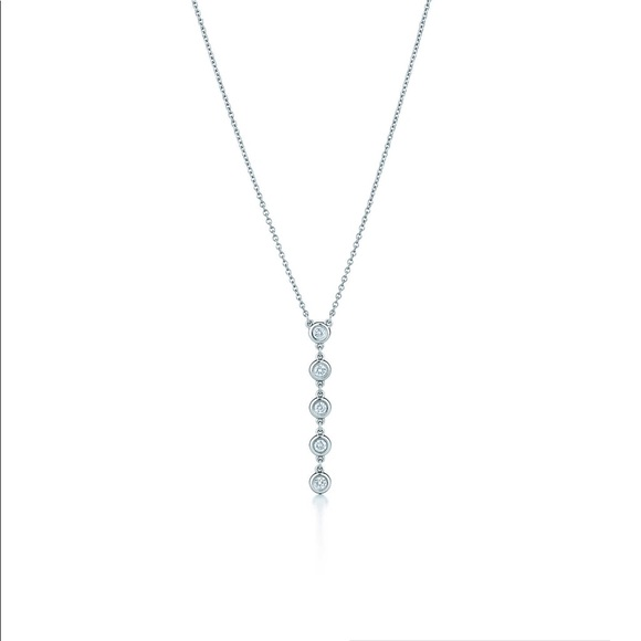 0051588f5 Elsa Peretti Diamonds by the Yard drop pendant. M_5a555c04d39ca24fb306fa25